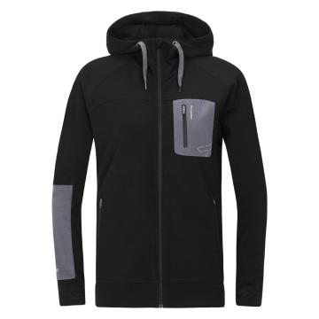 Torpedo7 Women's Merino Hatton Hooded Jacket - Black