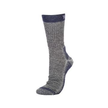 Torpedo7 Aspire Hiking Socks - Charcoal/Ink Blue