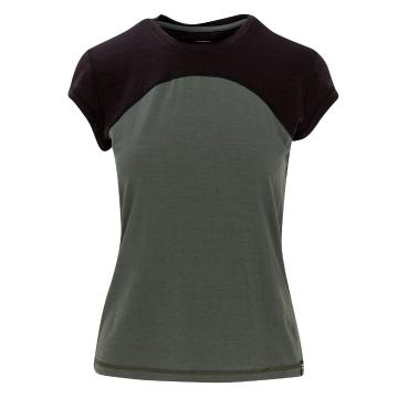 Torpedo7 Women's Short Sleeve Peak Merino Tee - Amazon