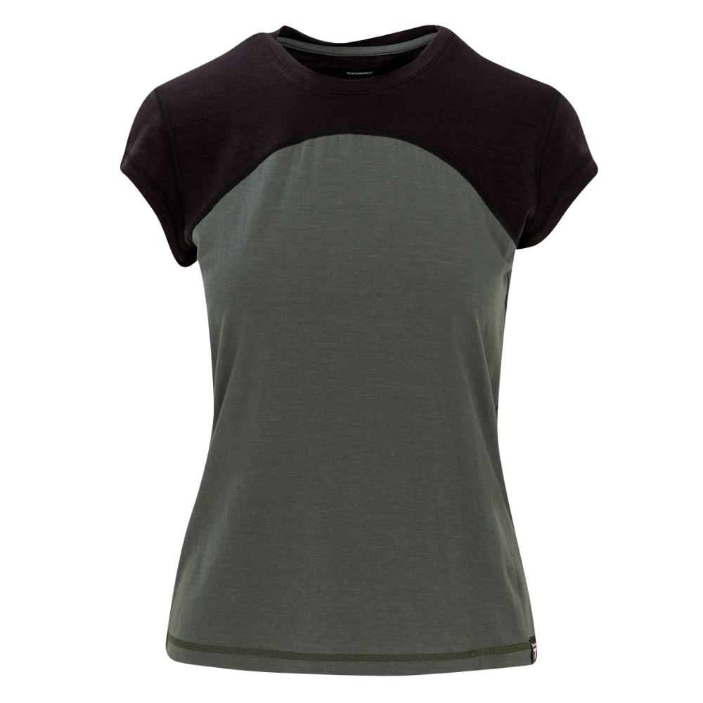 Women's Short Sleeve Peak Merino Tee