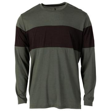 Torpedo7 Men's Long Sleeve Peak Merino Tee - Amazon