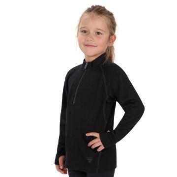 Torpedo7 Kid's Tasman Long Sleeve 1/2 Zip Sweater