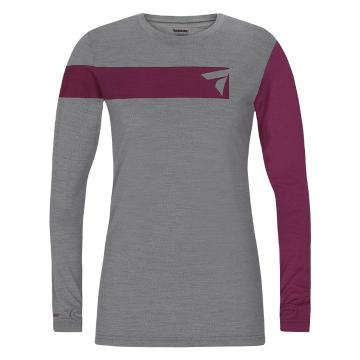 Torpedo7 Women's Merino Slider Long Sleeve Tee