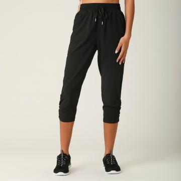 Torpedo7 Women's Synergy Capri - Black