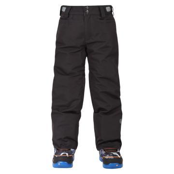 Torpedo7 Boy's Boom V2 Snow Pants - Black