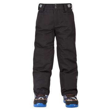 Torpedo7 Boy's Boom V2 Snow Pants - Black