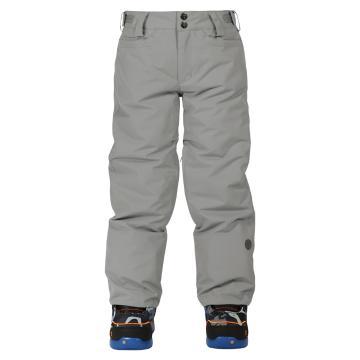 Torpedo7 Boy's Boom V2 Snow Pants - Grey