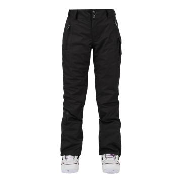Torpedo7 Women's Jade V2 Snow Pants - Black