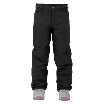 Torpedo7 Kid's Shuffle Snow Pants - 2-10 Years (Unisex) - Black