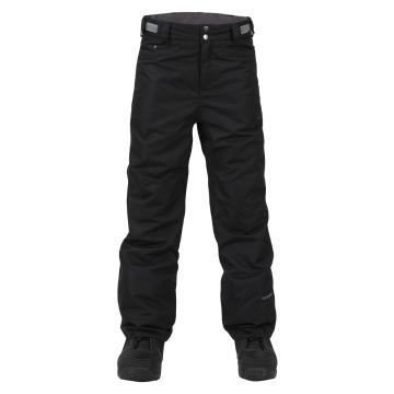 Torpedo7 Boy's Roam Snow Pants - 10-16 Years - Black
