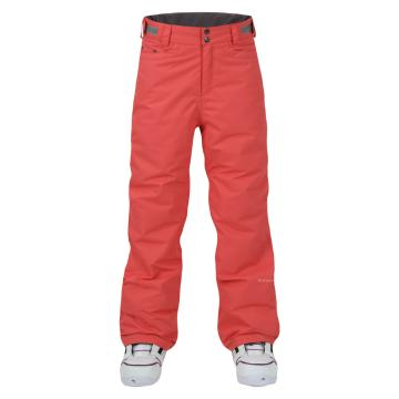 Torpedo7 Girl's Glide Snow Pant - 10-16 Years - Watermelon
