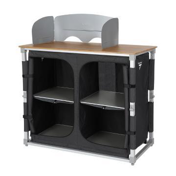 Torpedo7 Como Deluxe Two Shelf Kitchen Cupboard