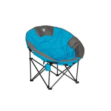 Torpedo7 Super Deluxe Moon Chair - Teal/Grey