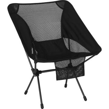 Torpedo7 Featherlite Adventure Chair  - Black