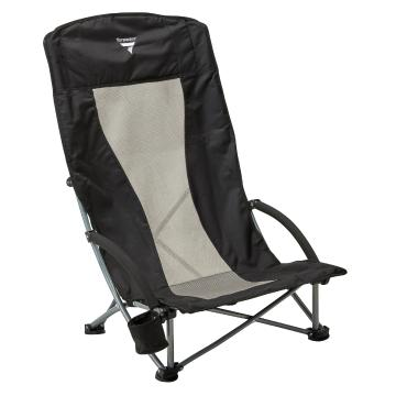Torpedo7 Fiesta HighBack Chair - Black