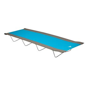 Torpedo7 Camp Stretcher - Teal/Grey