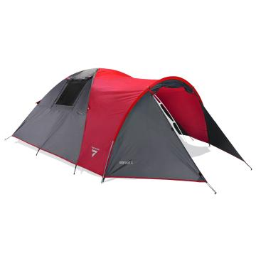 Torpedo7 Refuge Tent Parts - Fly - Chilli Red/Grey/Silver