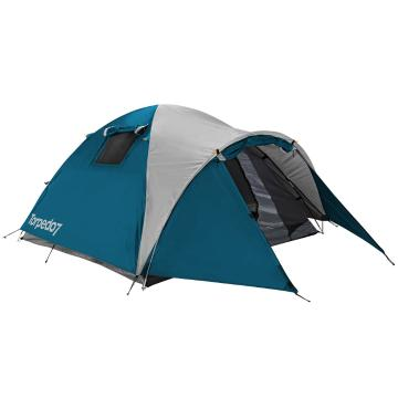 Torpedo7 Hideaway Tent - 3 Person - Petrol/Grey