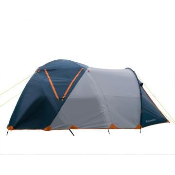 Torpedo7 Getaway 4 Person Tent - Ink/Grey