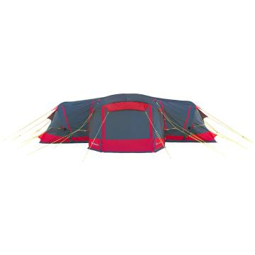 Torpedo7 Air Series 700 Tent - Chilli Red/Grey