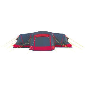 Torpedo7 Air Series 700 Tent - Chilli Red/Grey