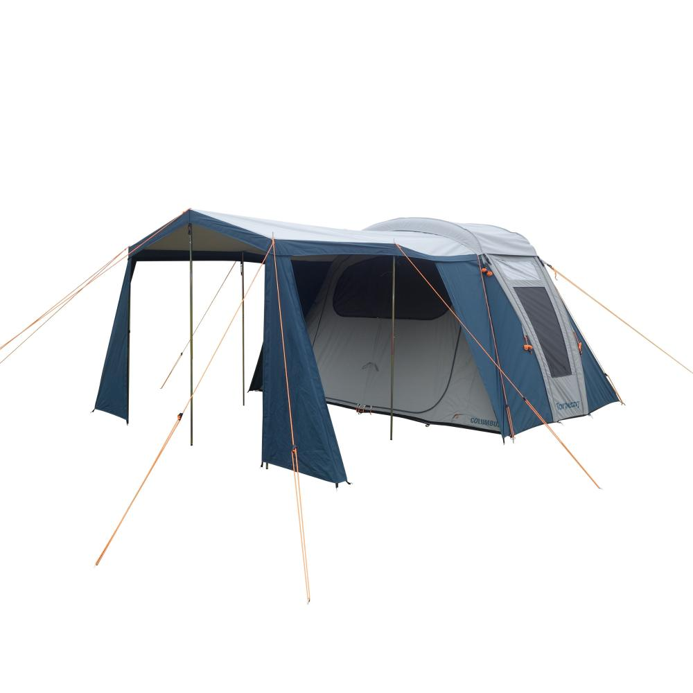 Columbus Inflatable Canvas Single Room Tent