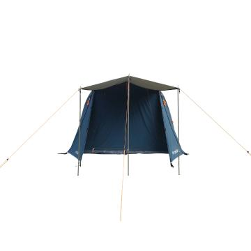 Torpedo7 Vitesse Air Canvas Single Room Touring Tent - Ink/Grey