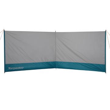 Torpedo7 Grande Windbreak - Petrol/Grey