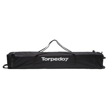 Torpedo7 SingleLayer WheeledBag for 3x3 Tent w/Logo - Black - Black