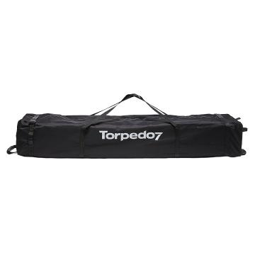 Torpedo7 Single Layer Wheeled Bag for 4.5x3 Tent With Logo - Black