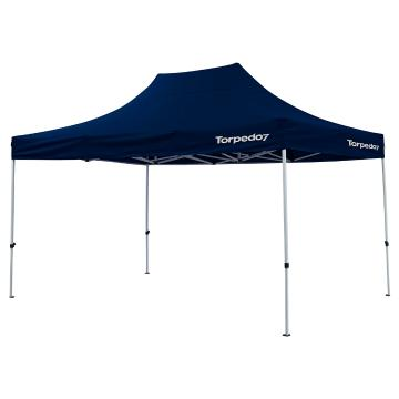 Torpedo7 Folding Tent 4.5x3 - Replacement Canopy - Navy