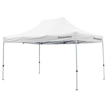 Torpedo7 Folding Tent 4.5x3 - Replacement Canopy - White