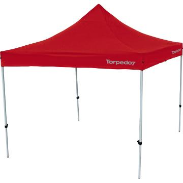 Torpedo7 Folding Gazebo 3x3 - Red