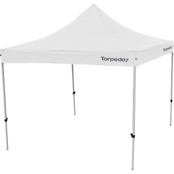 Torpedo7 Folding Gazebo 3x3 - White