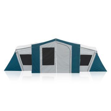 Torpedo7 Sierra Inflatable Sun Room - Ink/Grey