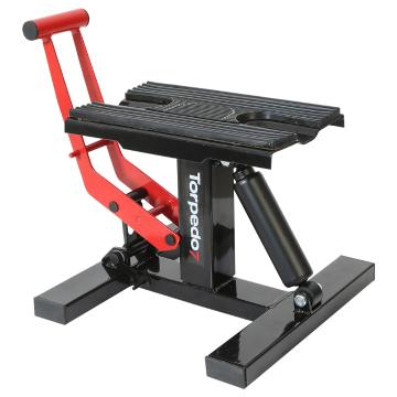 Torpedo7 MX Height Adjustable Lift Stand - Black/Red