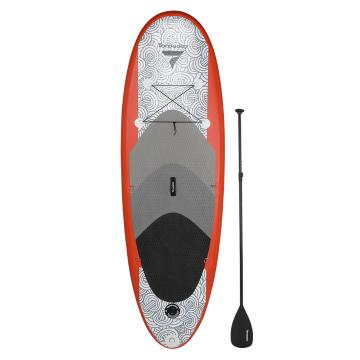 Torpedo7 Tiki II 285 Inflatable Stand Up Paddle Board Package