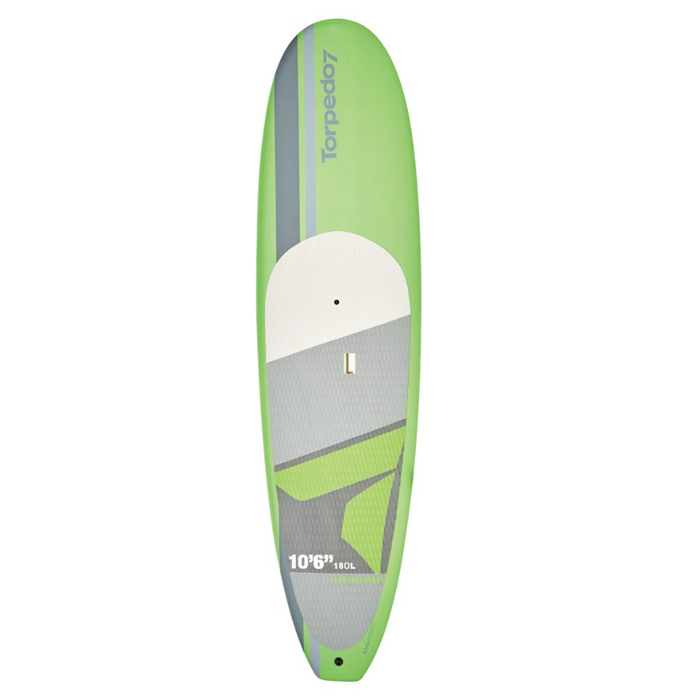10.6 EVS-HDPE Soft Top SUP & Paddle Combo