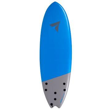 Torpedo7 6.0 EVS -HDPE Softboard - Blue