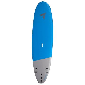 Torpedo7 7.0 EVS-HDPE Mini Mal Softboard V2 - Blue/Grey