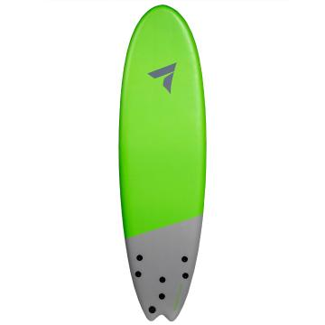 Torpedo7 6.0 EVS-HDPE Softboard - Lime Green