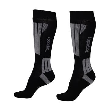 Torpedo7 Alp Snow Socks  - Black