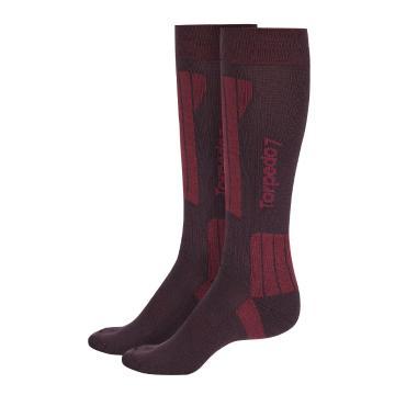 Torpedo7 Alp Snow Socks - Potent Purple