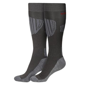 Torpedo7 Ridge Top Snow Socks - Twin Pack - Stone