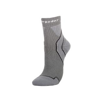 Torpedo7 Scrambler Active Socks - Light Grey/Black