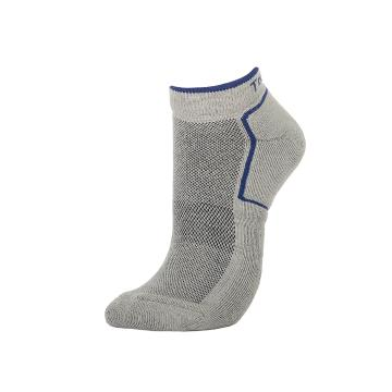 Torpedo7 Tempo Sport Twin Pack Socks - Grey/Marine Blue