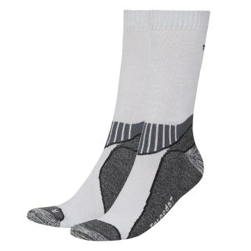 Torpedo7 Incline Light Hiking Socks - Grey/Black