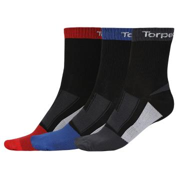 Torpedo7 Peloton 3 Pack Sock