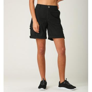 Torpedo7 Women's Alpine Cargo Shorts - Black