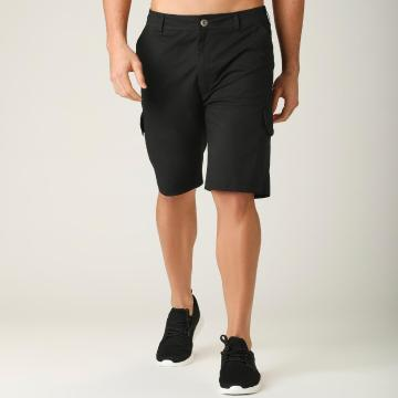 Torpedo7 Men's Alpine Cargo Shorts - Black